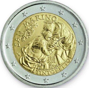 https://eurocollezione.altervista.org/_JPG_/_SAN_MARINO_/2euro2018_Tintoretto.jpg