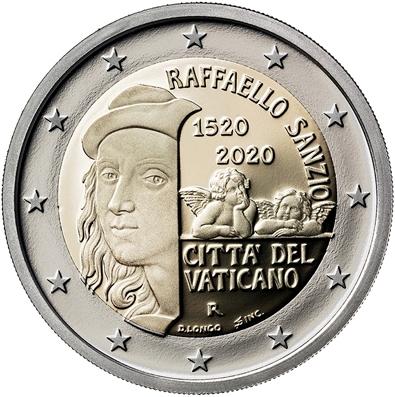 https://eurocollezione.altervista.org/_JPG_/_VATICANO_/2020/2euro2020_Raffaello.jpg