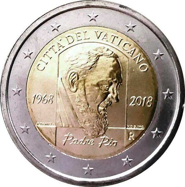 https://eurocollezione.altervista.org/_JPG_/_VATICANO_/2euro2018_PadrePio.jpg