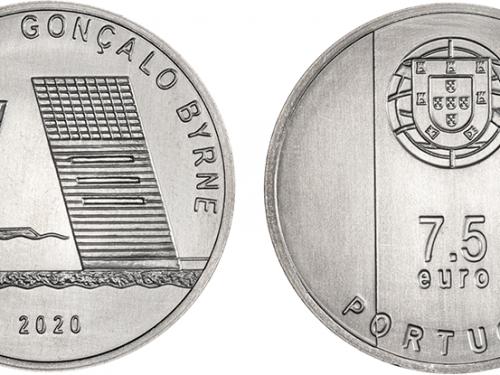 """INCM – 7,5 euros """"GONÇALO BYRNE"""""""