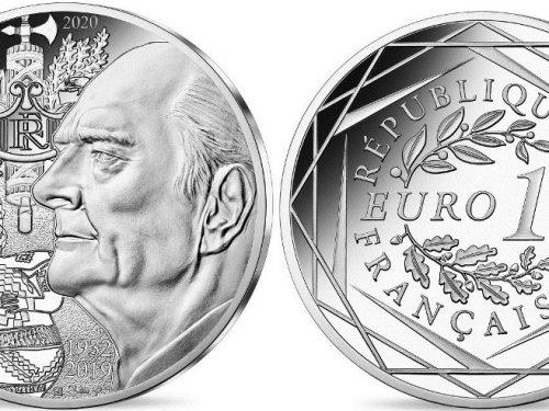Monnaie de Paris – Jacques Chirac Monnaie de 10€ Argent