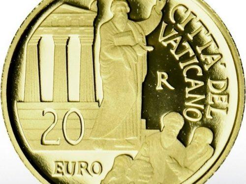 UFN Vaticano – MONETA AUREA 20 EURO – 2020