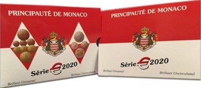 Consigue una serie completa de monedas euro de Mónaco
