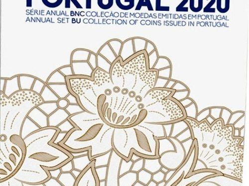 PORTOGALLO 2020 > Set Divisionale 8 monete FDC