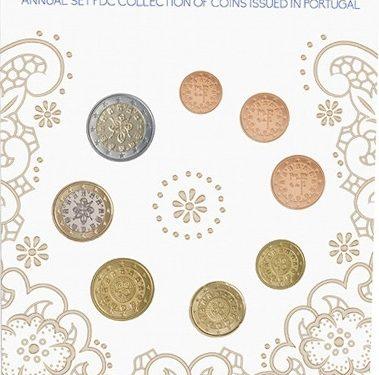 PORTOGALLO 2020 > Set Divisionale 8 monete FDC SET