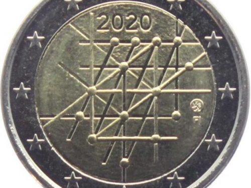 Finland 2 euro 2020 – University of Turku