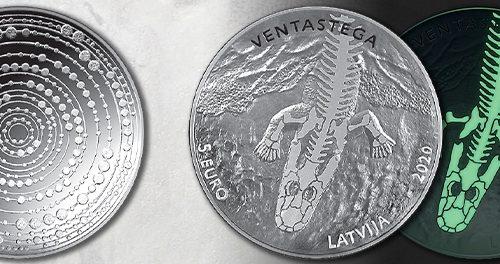 Latvijas Banka izlaidīs unikālu vēstures tēmai veltītu kolekcijas monētu
