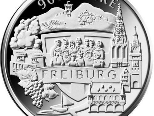 Germania, 20 euro 2020 per Friburgo