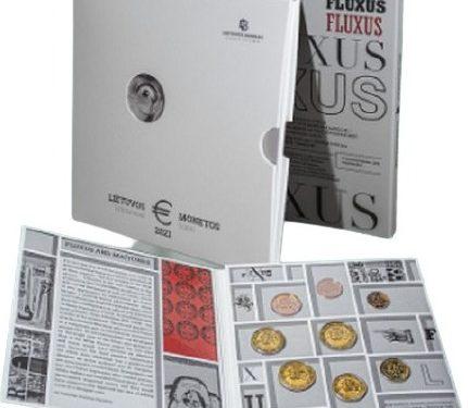 LITUANIA 2021 > Set Divisionale 8 monete FDC