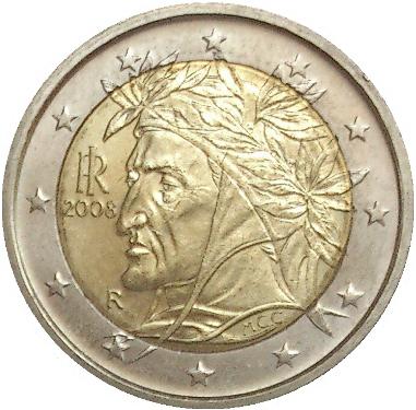 Italia, programma numismatico 2021