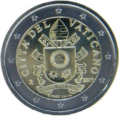 Vaticano, programma numismatico 2021