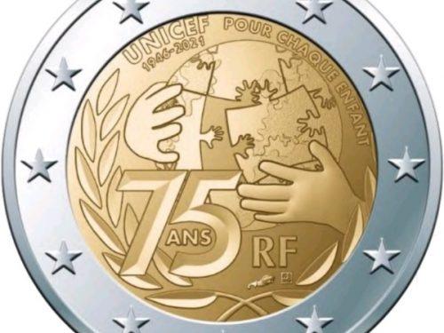 Motiv der ersten französischen 2-Euro-Gedenkmünze 2021 bekanntgegeben