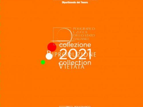 IPZS – Serie annuale 8 pezzi 2021